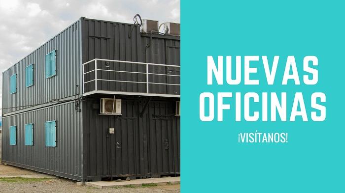 Venta de containers para todo chile visita nuestra for Container oficina
