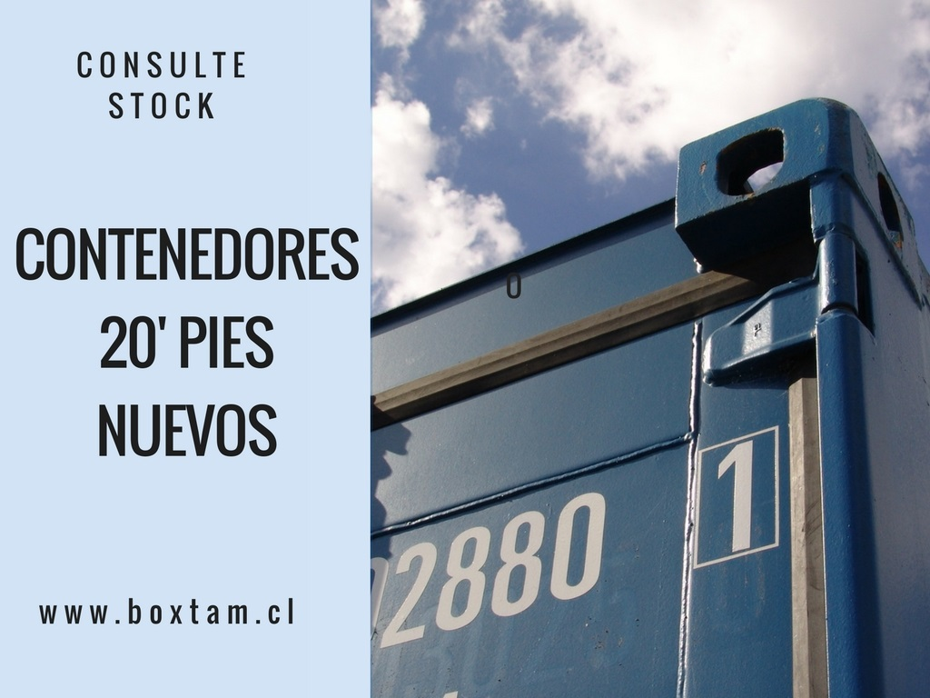 containers nuevos